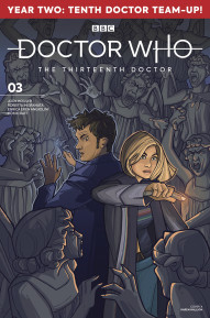 Doctor Who: The Thirteenth Doctor: Season Two #3
