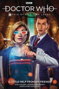 Doctor Who: The Thirteenth Doctor Vol. 4: Tale Of Two Time Lords (res)