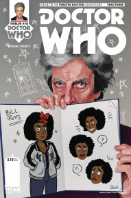 Doctor Who: The Twelfth Doctor: Year Three #10