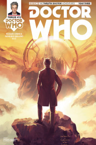 Doctor Who: The Twelfth Doctor: Year Three #12