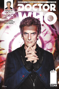 Doctor Who: The Twelfth Doctor: Year Three #1