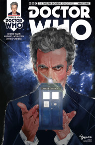 Doctor Who: The Twelfth Doctor: Year Three #4