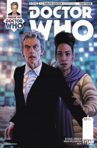 Doctor Who: The Twelfth Doctor: Year Three #7