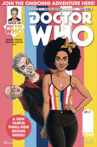 Doctor Who: The Twelfth Doctor: Year Three #9