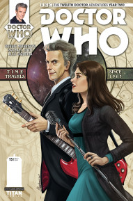 Doctor Who: The Twelfth Doctor: Year Two #15