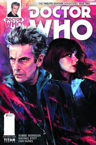 Doctor Who: The Twelfth Doctor: Year Two