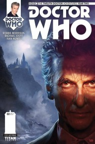 Doctor Who: The Twelfth Doctor: Year Two #2