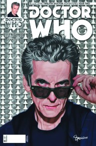Doctor Who: The Twelfth Doctor: Year Two #5
