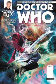 Doctor Who: The Twelfth Doctor: Year Two #6