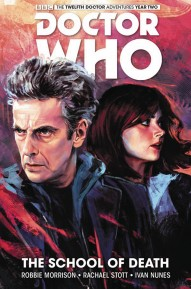 Doctor Who: The Twelfth Doctor Vol. 4: School Of Death