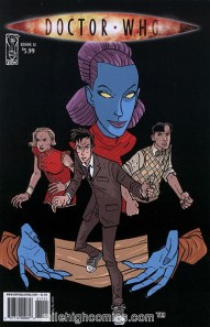 Doctor Who Vol. 2 #11