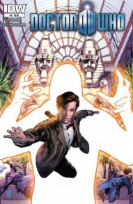 Doctor Who Vol. 3 #2
