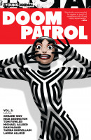 Doom Patrol (2016) Vol. 2: Nada TP Reviews