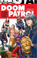 Doom Patrol: Weight of the Worlds (2019)  Collected TP Reviews