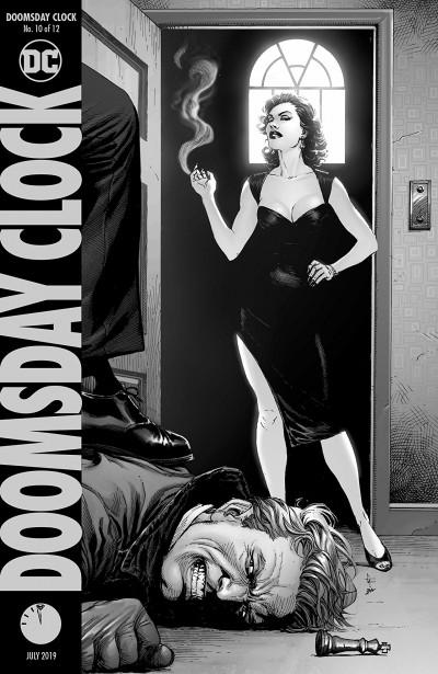 Doomsday Clock 10 Reviews 2019 At Comicbookroundup Com