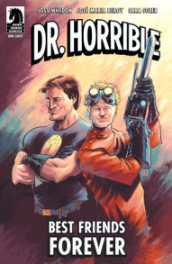 Dr. Horrible: Best Friends Forever #1