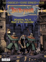 Dungeon Monstres vol 4: Night of the Ladykiller #1