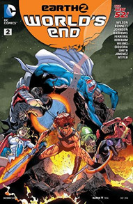 Earth 2: World's End #2