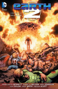 Earth 2 Vol. 6: Collision
