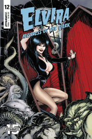 Elvira: Mistress of the Dark #12
