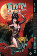 Elvira: Mistress of the Dark Vol. 2 TP Reviews