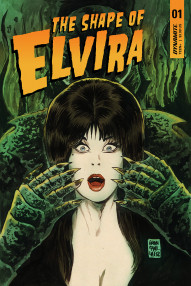 Elvira: The Shape of Elvira #1