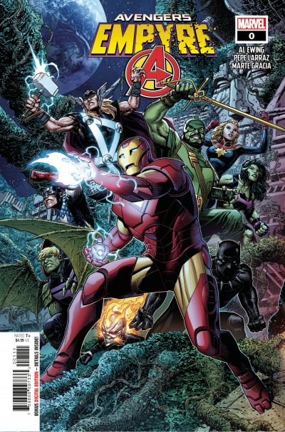 comic book roundup