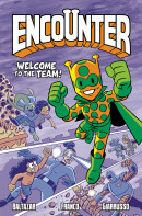 Encounter Vol. 2 TP Reviews