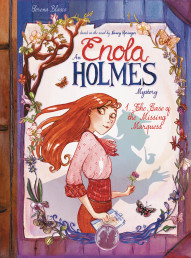 Enola Holmes: The Case of the Missing Marquess #1
