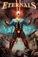 Eternals (2008) To Defy The Apocalypse TP Reviews