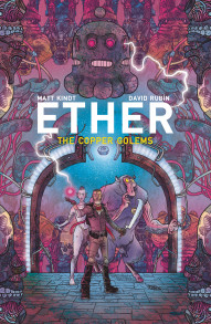 Ether: Copper Golems Collected