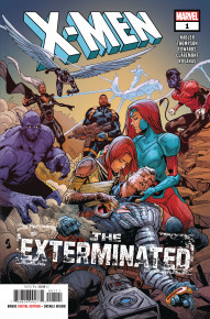 The Exterminated: X-Men #1
