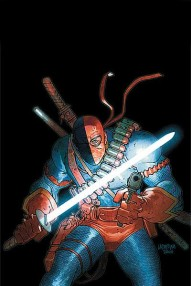 Faces of Evil: Deathstroke #1