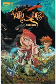 Fairy Quest: Outlaws #2
