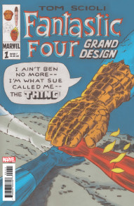 Fantastic Four: Grand Design