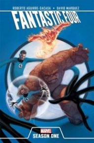 Fantastic Four: Season One #1