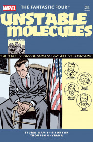 Fantastic Four: Unstable Molecules #1