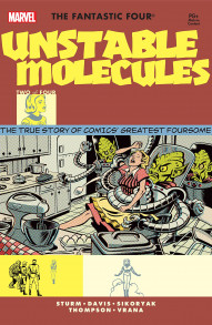Fantastic Four: Unstable Molecules #2