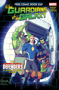 FCBD 2017: All-New Guardians of the Galaxy/Defenders #1