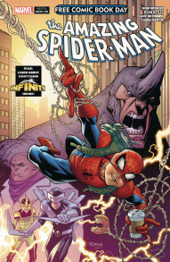 FCBD 2018: Amazing Spider-Man