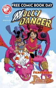 FCBD: Molly Danger & Princeless