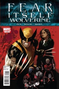 Fear Itself: Wolverine