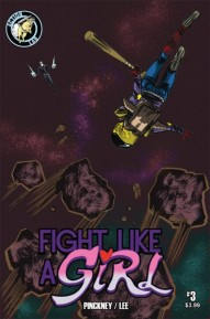 Fight Like A Girl #3