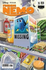 Finding Nemo: Losing Dory #1