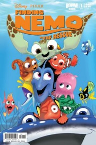 Finding Nemo: Reef Rescue #1