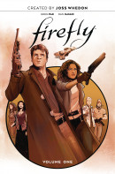 Firefly (2018) Vol. 1: Unification War HC Reviews