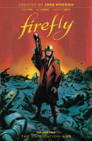 Firefly (2018) Vol. 2: The Unification War HC Reviews