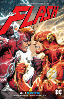 Flash (2016) Vol. 8: Flash War TP Reviews