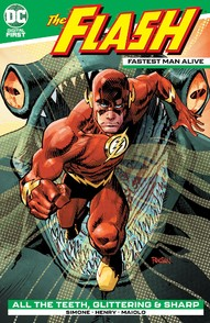 Flash: Fastest Man Alive (2020)