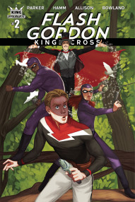 Flash Gordon: Kings Cross #2
